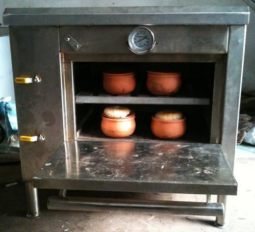 Tủ nấu cơm niêu 2 tầng Vinsun