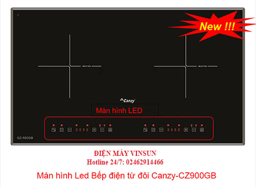 Bếp Từ CanZy Cz900GB Tại Điện Máy VinSun