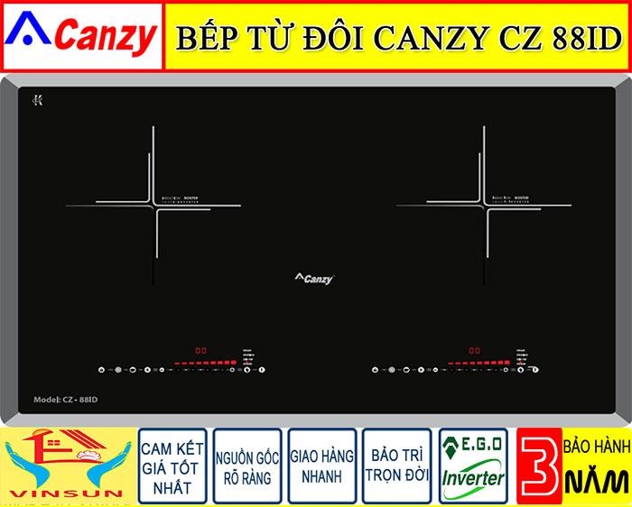 Bếp Từ CanZy CZ 88ID Tại Điện Máy VinSun